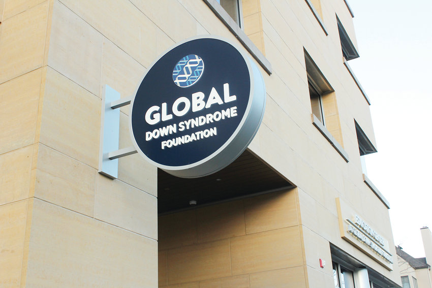 The Global Down Syndrome Foundation opened its new headquarters in Cherry Creek North last month.