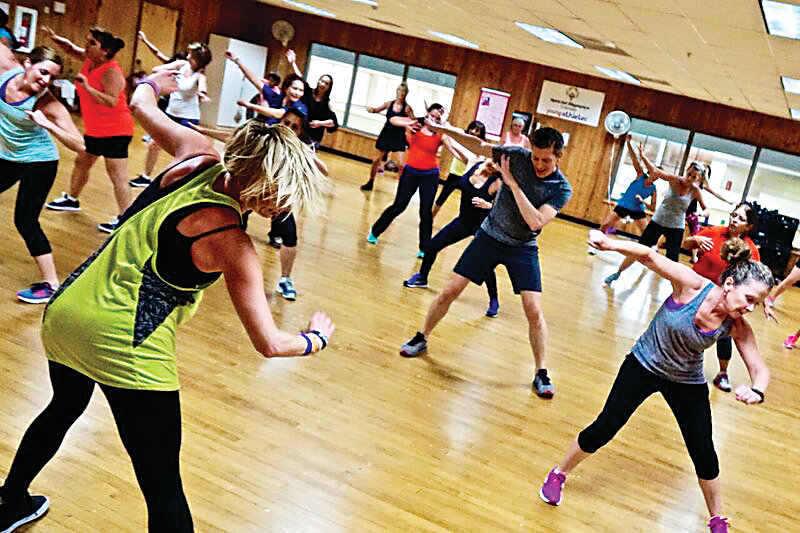 HRCA's fitness department offers more than 100 classes a week at its four recreation centers. Residents had an oppportunity to voice their opinions on the classes and other services offered by the HRCA in a recent community survey.