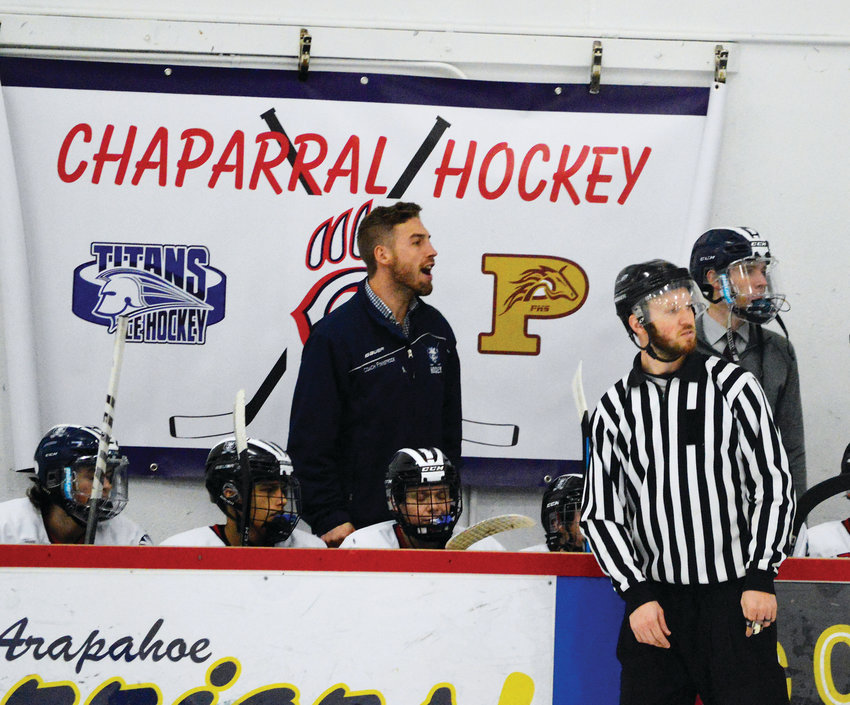 Chaparral hockey coach Ryan Finnefrock, who was a former player at Ralston Valley, says the competitiveness and skill level has improved over the past decade.