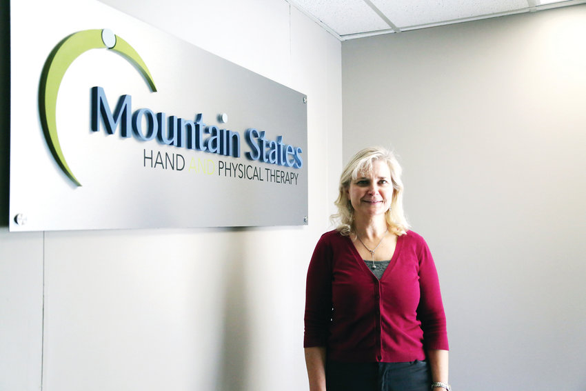Pam Bohling, orthopedic clinical specialist at Mountain States Hand and Physical Therapy, said the practices' move was a good thing for its patients.