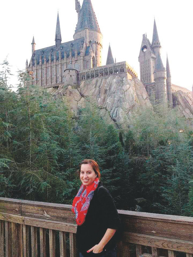 Kim Reeder of Parker is a Harry Potter superfan who said the books teach valuable life lessons.