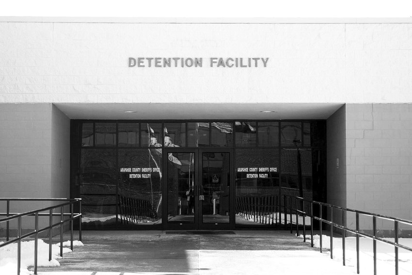 Arapahoe County's jail is aging and may need replacing in coming years, officials say. Infrastructure is stressed to the limit  and assaults are on the rise as the inmate population grows.