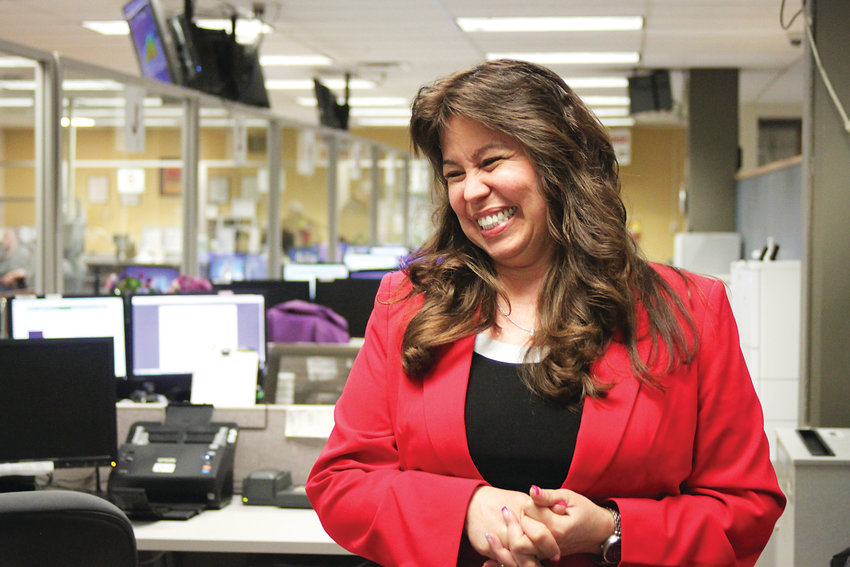Joan Lopez, Arapahoe County's new clerk and recorder, said she's focused on voter outreach.