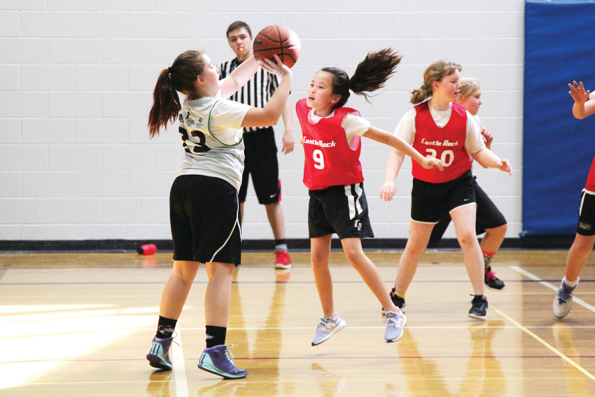 Castle Rock Recreation Center's basketball league for kids in grades 1st through 8th wrapped up its latest season on Feb. 23 with a series of championship games.