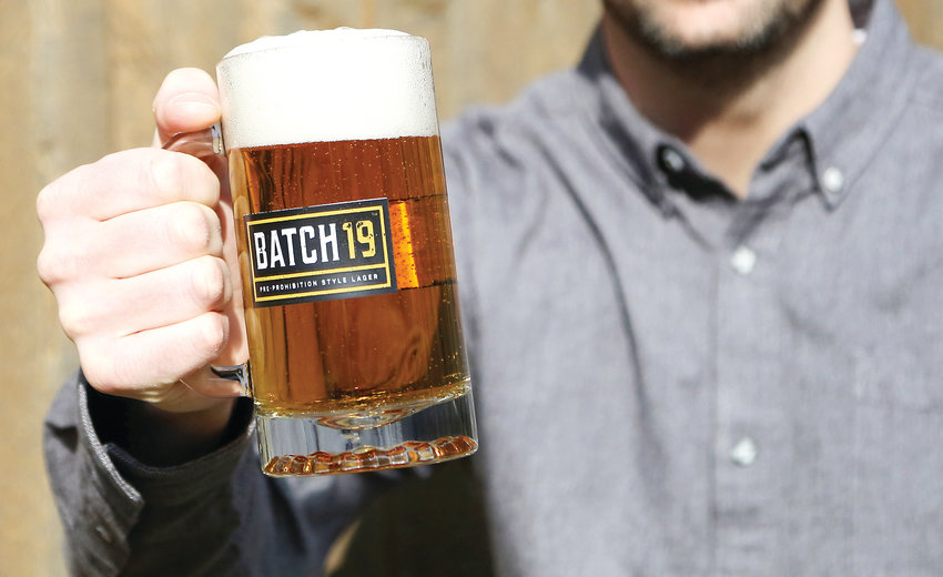 Batch 19, a pre-prohibition style lager, was released by AC Golden Brewing mid-January. It is only available in Colorado, and only on tap at certain establishments across the state.