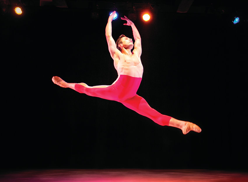"Yosvani Ramos of the Colorado Ballet will appear in ""Ballet Masterworks,"" which runs from April 5 to 14. The company will present ""Serenade"" to music by Tchaikovsky and ""Carmina Burana"" to Orff's music, accompanied by the Colorado Ballet Orchestra and the Evans Choir."