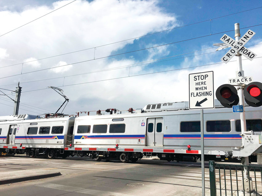 The G Line commuter rail line has been in various states of testing since before its initially scheduled 2016 opening date. The much-delayed rail line is now slated to officially open on April 26.