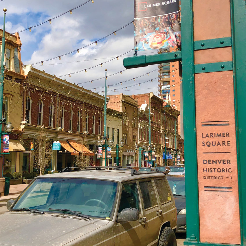Established as Denver's first historic district in 1971, Larimer Square marked the beginning of the city's effort to preserve historical landmarks.