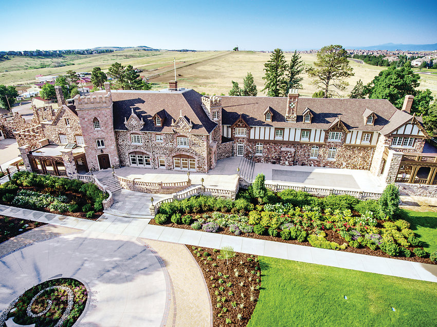 The Highlands Ranch Mansion, a Highlands Ranch Metro District property, was once part of a vast Colorado ranching empire.