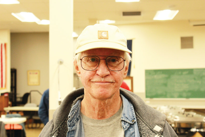 Glenn Link worked at Rocky Flats from 1968 to 1972. Link has skin cancer, something he says was caused from radiation exposure at the plant.
