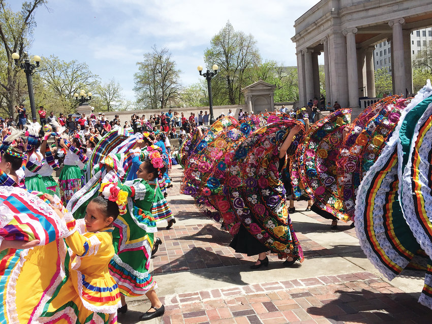 On May 4 and 5, Civic Center Park in downtown Denver turns into a mini Mexico for the annual Cinco de Mayo Festival. The two-day event celebrates the country's culture and history.