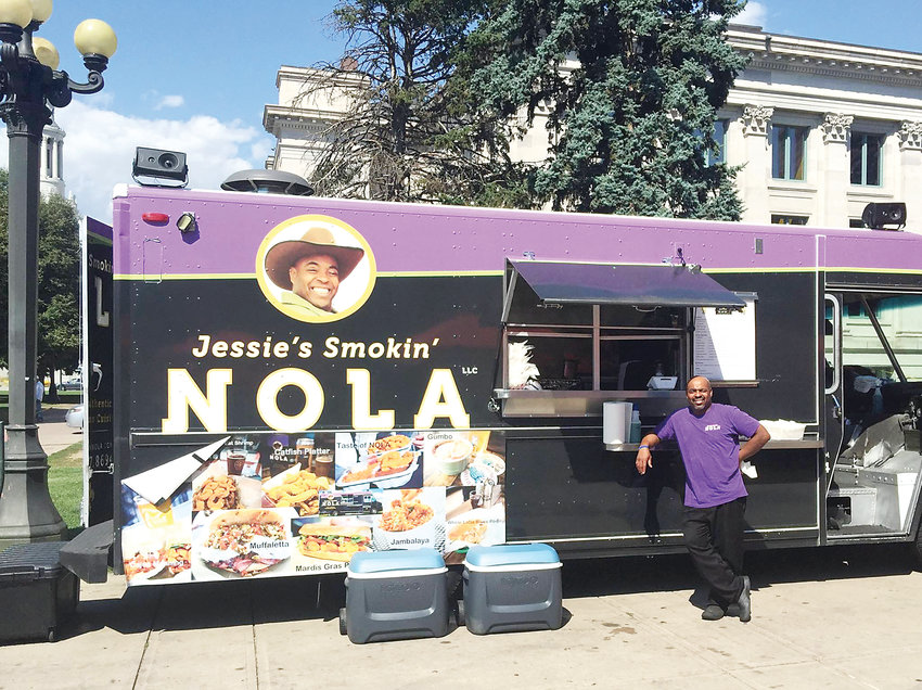 Co-owner of Jessie's Smokin' NOLA food truck said the business model allowed her and her husband, Jessie, to open a brick-and-mortar restaurant.