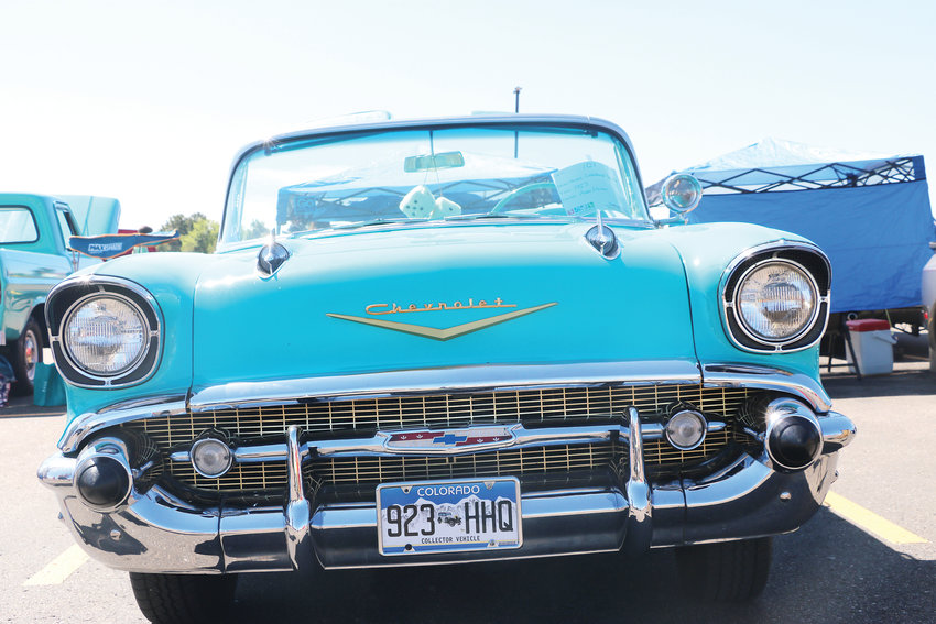Cars of different makes and models, many one-of-a-kind, take over the parking lot at Cherry Hills Community Church on June 8 for the 19th annual Classic Car Show, hosted by the Highlands Ranch Community Association. This year more than 150 vehicles participated.