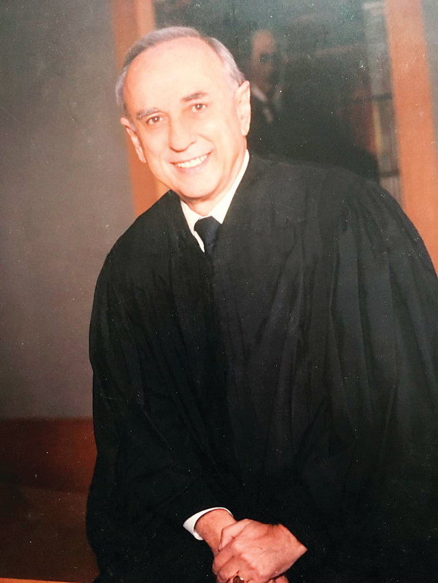 Judge Alan Sternberg was Littleton city attorney from 1959-1974.