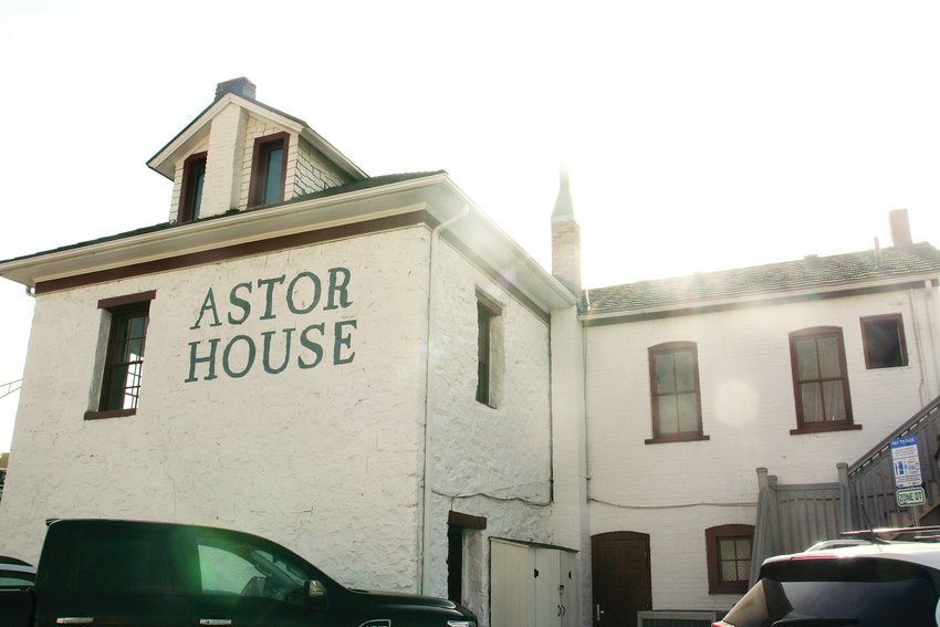 The proposal moving forward for the historic Astor House calls for a snack-and-juice bar, community, rental and outdoor space, and lodging such as a micro hotel or modern hostel.