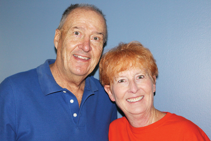 Littleton residents David and Sandy Alexander have been Broncos season ticket owners for 45 years.