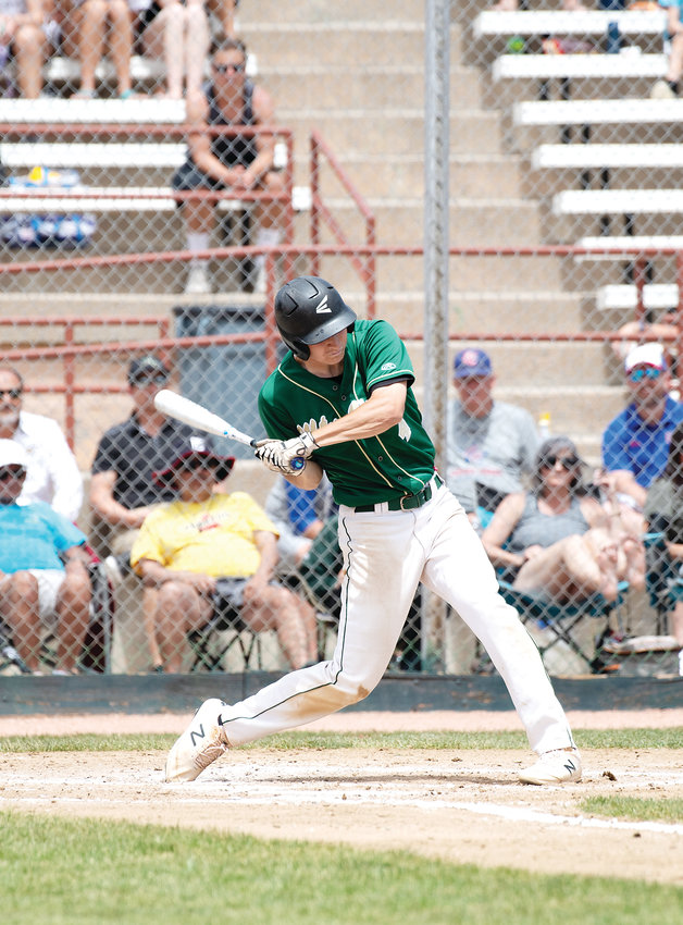 Sam Ireland of Mountain Vista is CCM's South Metro Baseball Player of the Year.