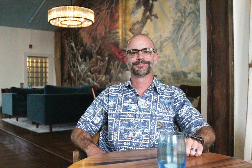 David Schutte is one of six partners behind Ecclesia, a new food hall in downtown Castle Rock.