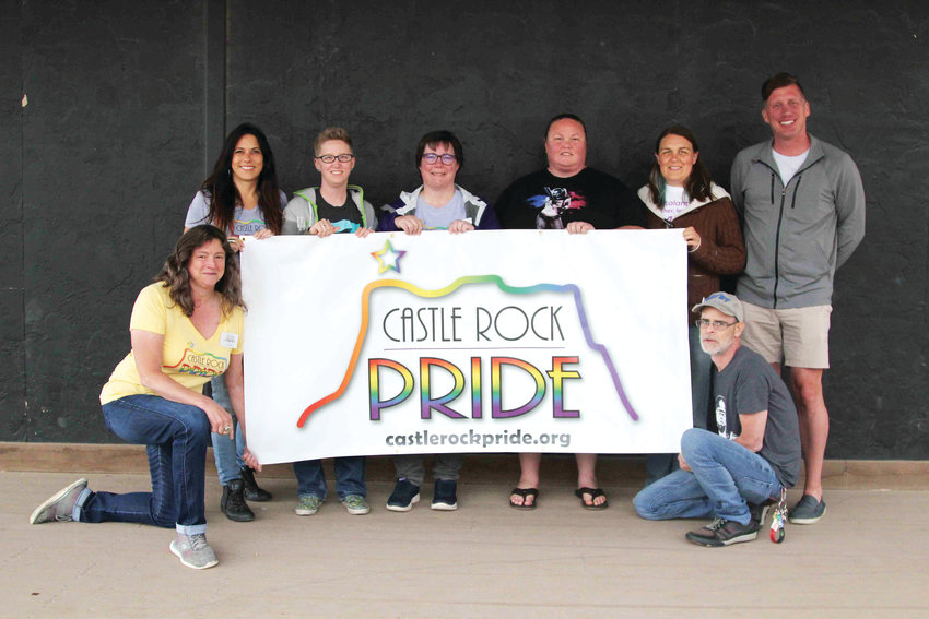 Castle Rock Pride is a new nonprofit in Castle Rock aiming to increase the visibility of the LGBTQ community in town. It's a group of community members and allies.
