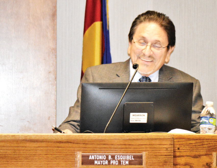 Antonio Esquibel is selected as Northglenn's new mayor by City Councilors June 24.