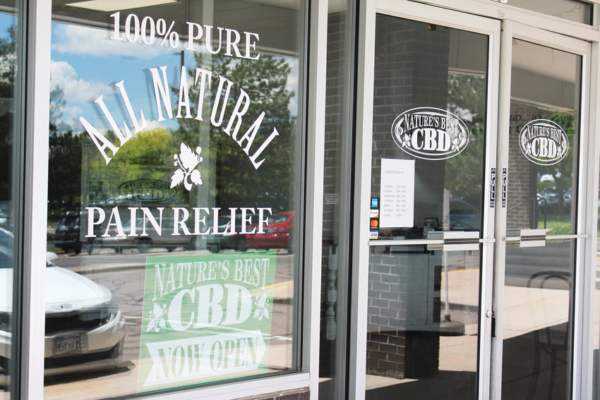 More and more CBD businesses are thriving in Colorado with customers swearing by its pain-relieving properties.