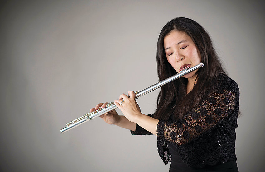 Colorado Symphony Orchestra flutist Catherine Peterson will perform with the Ivy Ensemble on July 10 at Hampden Hall in Englewood.