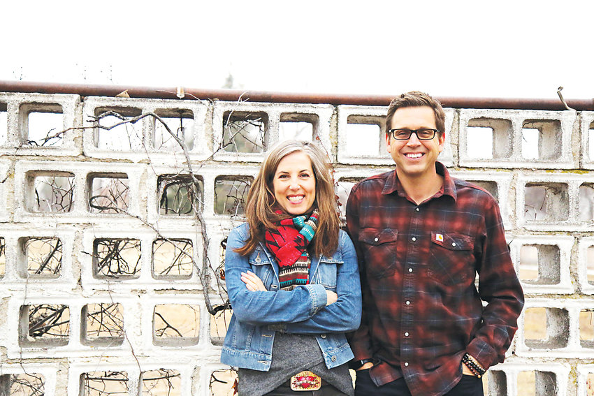Rodman and Gina Schley, who created public television show Urban Conversion, will star in the show's third season as it focuses on their renovation of an Arvada farmhouse.