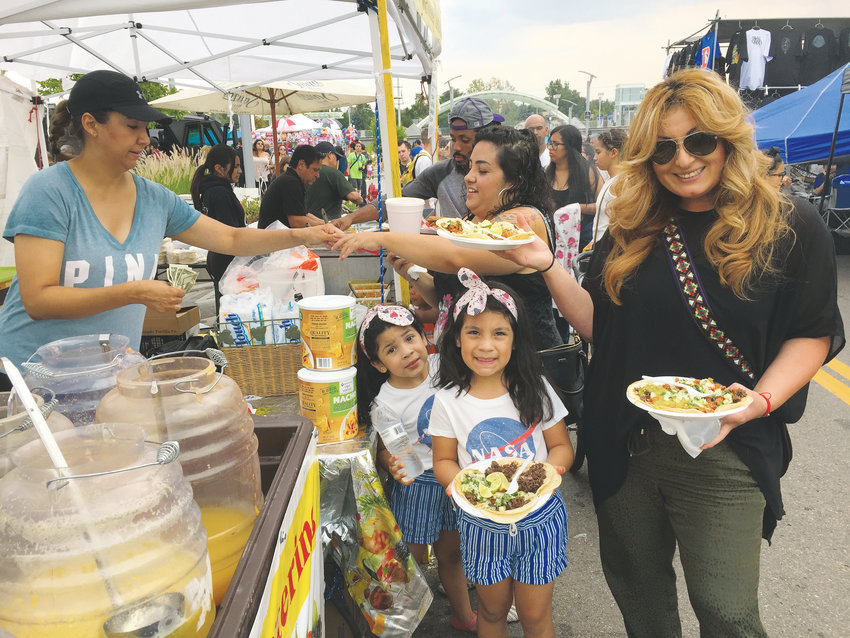 Food from all across the Americas will be available July 20 at Westminster Station, 6995 Grove St. as a part of the city's fourth annual Latino Festival.