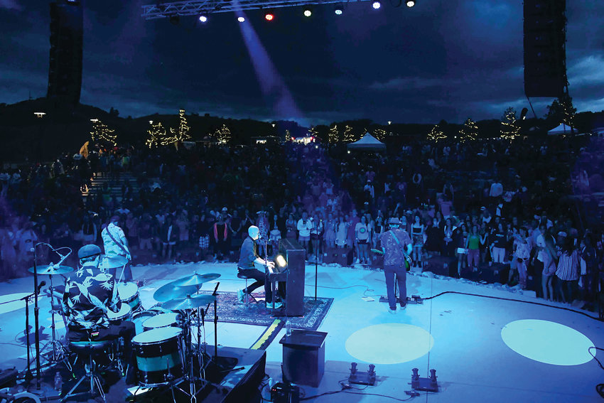 July 13 was the Fray's first time playing in Castle Rock. The band has played in Englewood and Colorado Springs, but not Castle Rock before the 2019 Castle Rock Summer Jam.
