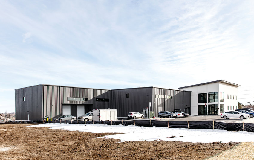 Hestra's new national headquarters in Arvada at 12425 W. 54th Dr. The new building offers nearly double the space that the company's previous US headquarters in Golden provided.