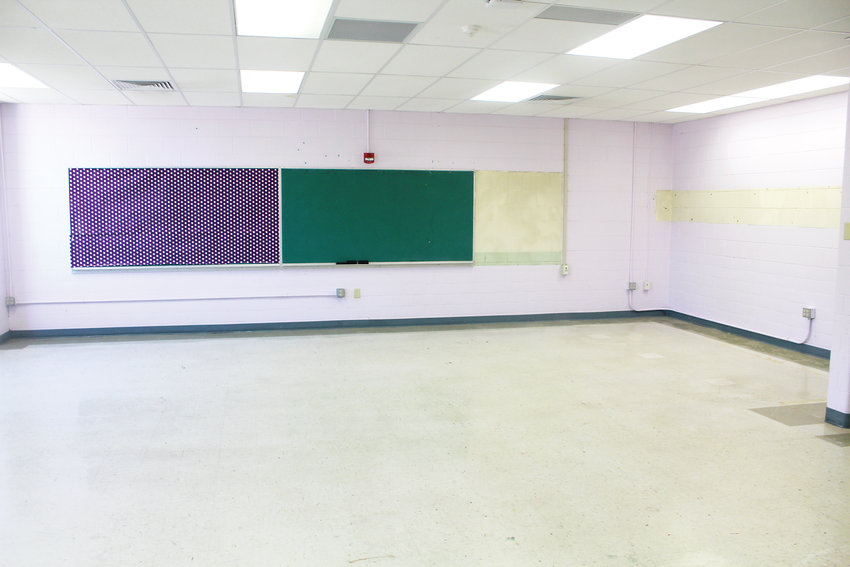 A classroom in the new Firefly Autism building. The center was recognized by the US Department of Education as being a model treatment facility that other organizations can follow.