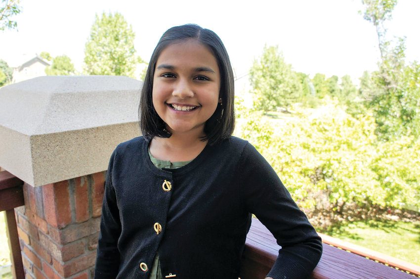 Gitanjali Rao, 13, developed a device to help patients easily identify warning signs of opioid addiction. The device, called Epione, is part of the Technovation Challenge. Rao will be traveling to California in August for the World Pitch Summit for girls interested in technology and innovation.