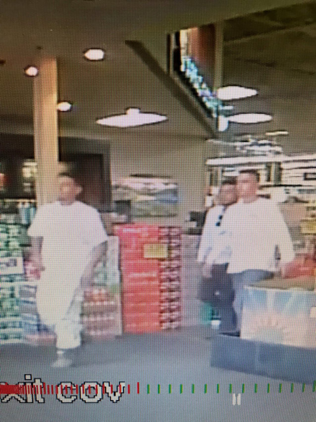 Castle Rock police are looking for three suspects believed to be involved in an Aug. 6 shooting that left one man seriously injured.