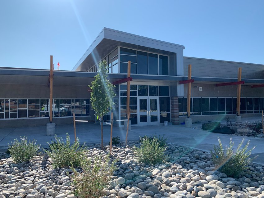 Parents and students will find a new drop-off point and student entrance when they return for classes at the Adams 12 district's STEM lab Aug. 14.