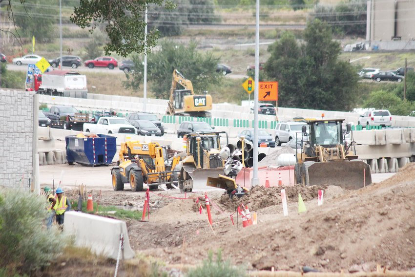The C-470 Express Lanes project, which was originally scheduled to wrap up this summer, could stretch into next June. The Colorado Department of Transportation placed the project's contractor in default after numerous delays and misleading statements.