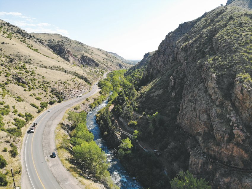 Jefferson County Open Space is hoping to get 500 volunteers to help clean up a 13-mile stretch in Clear Creek Canyon Park in celebration of National Public Lands Day on Sept. 28. The Colorado Department of Transportation (CDOT) will be closing U.S. 6, which is the road that runs through Clear Creek Canyon, for the large-scale volunteer event.