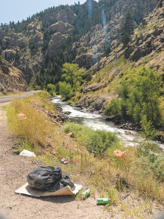 The Colorado Department of Transportation (CDOT) estimates that about 10,000 vehicles travel though Clear Creek Canyon daily, and with that comes trash and debris that eventually makes its way into the river. In celebration of National Public Lands Day on Sept. 28, Jefferson County Open Space is hosting a large-scale volunteer event for people to participate in stream bank and roadside trash collection, habitat restoration and erosion control in the canyon.