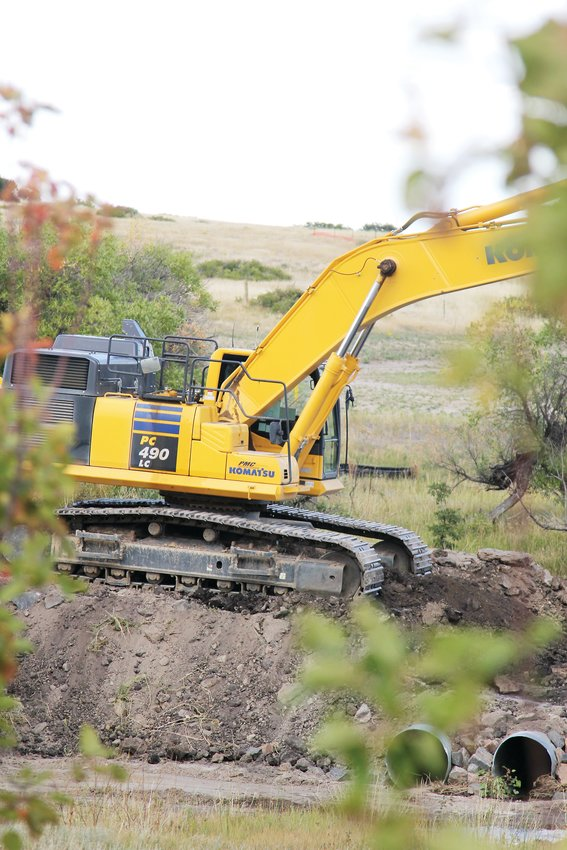 Multiple housing developments are underway in Castle Pines that could double the population in the next decade.