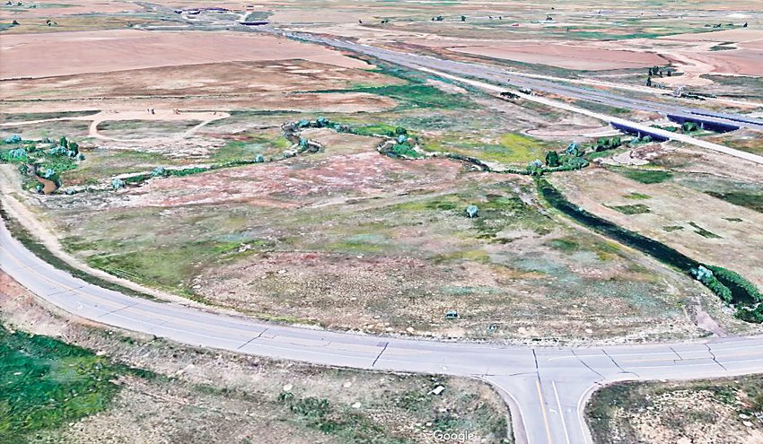 Crews will work to take down the banks along a portion of the Big Dry Creek as it meanders between 152nd and E-470 just west of York, creating a less-steep approach to the water and better access for the surrounding flood plain.