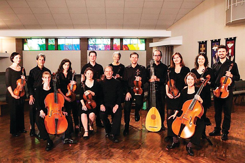 The Baroque Chamber Ensemble of Colorado will perform at Littleton United Methodist Church on Oct. 18.