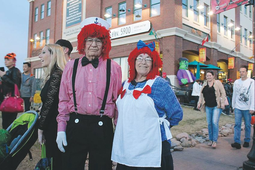 Trick or Treat on Mainstreet in Parker will see businesses on deck ready to give out candy to trick-or-treaters.
