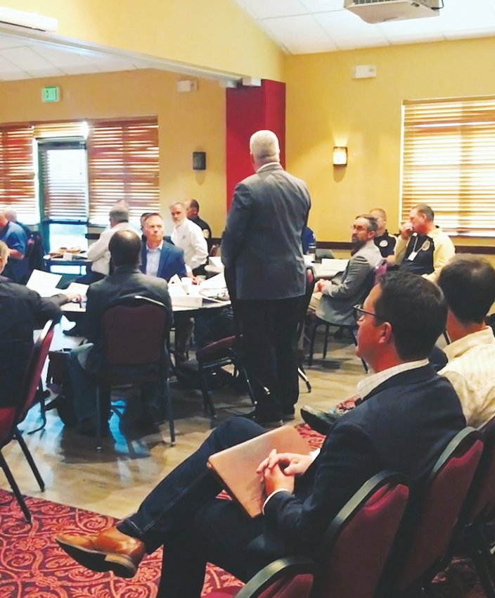 The new Colorado Fire Commission meets for the first time on Oct. 9 in Glenwood Springs. The commission consists of 32 appointed members ranging from first responders to county-and-municipality representatives who are all dedicated to coming up with innovative solutions to fire issues that affect the state as a whole.