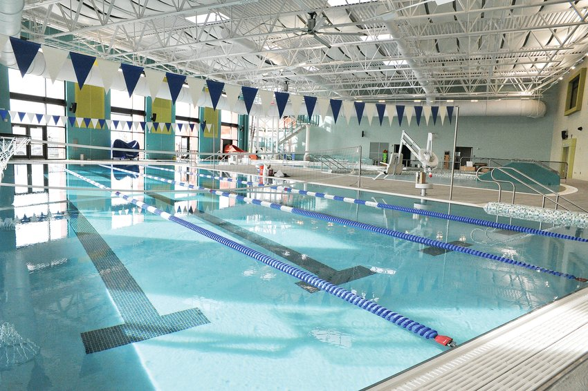 Thornton's newest recreation center features several new pools, in the southwest corner of the Trail Winds Recreation Center, at 136th Avenue and Holly Street.