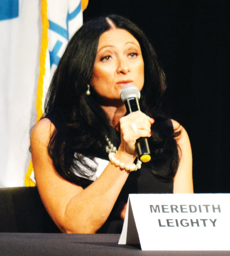 Northglenn Mayoral Candidate Meredith Leighty.