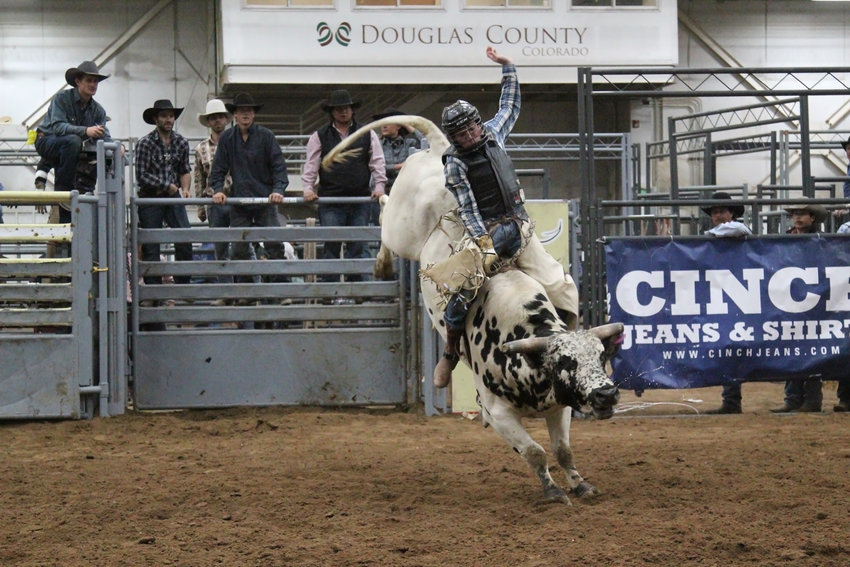 More than $17,000 in prize money was up for grabs for competitors in the Oct. 26 Buckers Unlimited finals in Castle Rock.