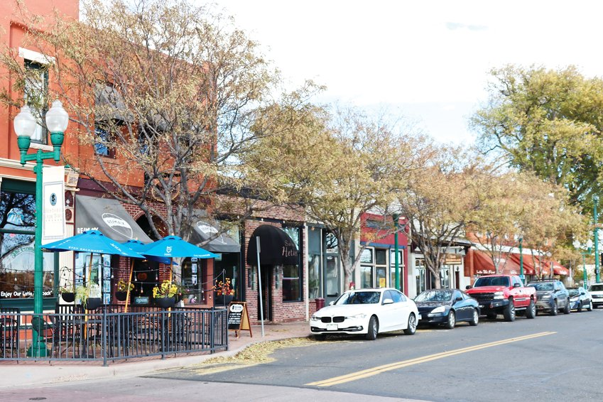 From Bluegrass Bourbon and Coffee to the Lovely boutique, the shops along Grandview Ave. are well-loved by Arvada residents.