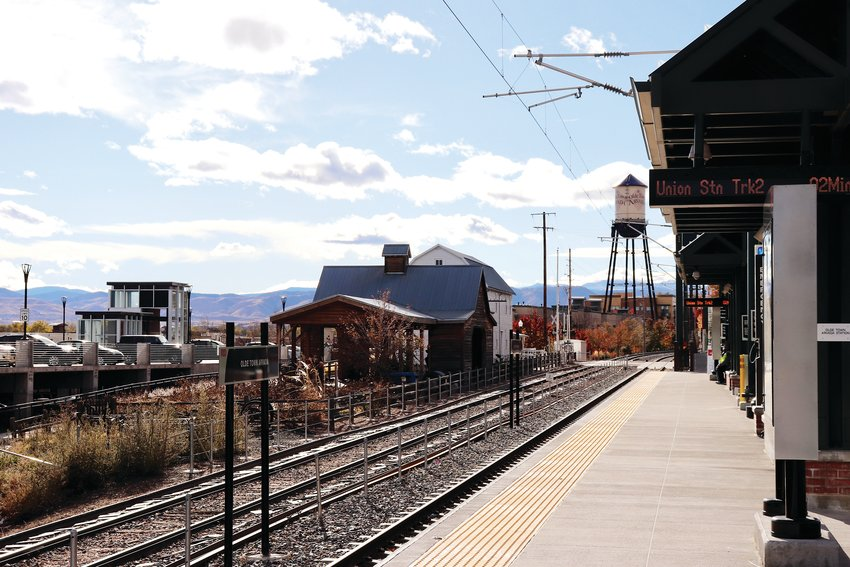The G Line station opened in Arvada at the end of spring 2019, with Arvada leaders and planners proud to note that the rail line, which provides access to Denver and connects with trains to the Denver International Airport, takes travelers all over the world.