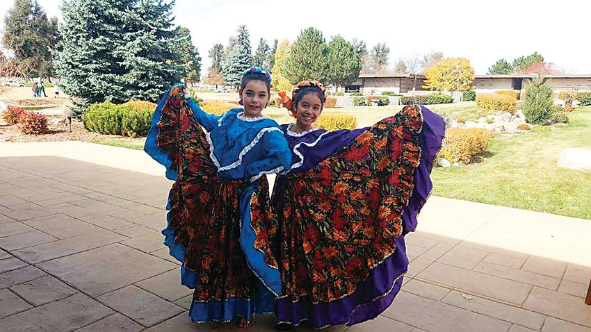 Baile folklórico — traditional Mexican folkloric dances — performed to live mariachi music is one of the highlights of Olinger Crown Hill's Día de los Muertos Celebration, which takes place on Nov. 2.