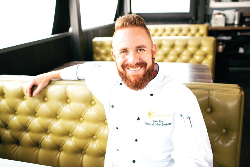 Justin Adrian is director of operations for Tstreet Roadhouse in Lakewood.