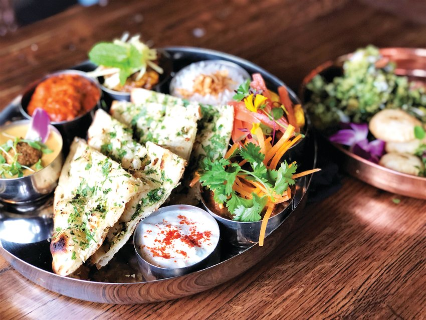 Urban Village offers contemporary Indian food and aims to make the cuisine approachable for people who are leery of spice-heavy or buttery dishes.